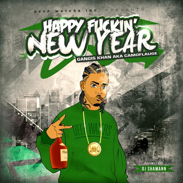 camoflauge, gangis khan, happy fuckin new year