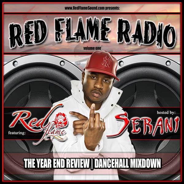 dj shamann, dj shaman, red flame sound, serani, dancehall, reggae